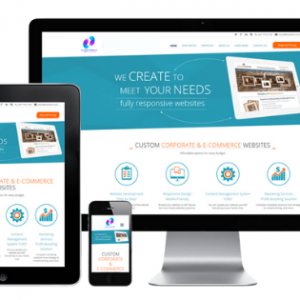 sp digital consultants fully responsive websites design and hosting 3 page website