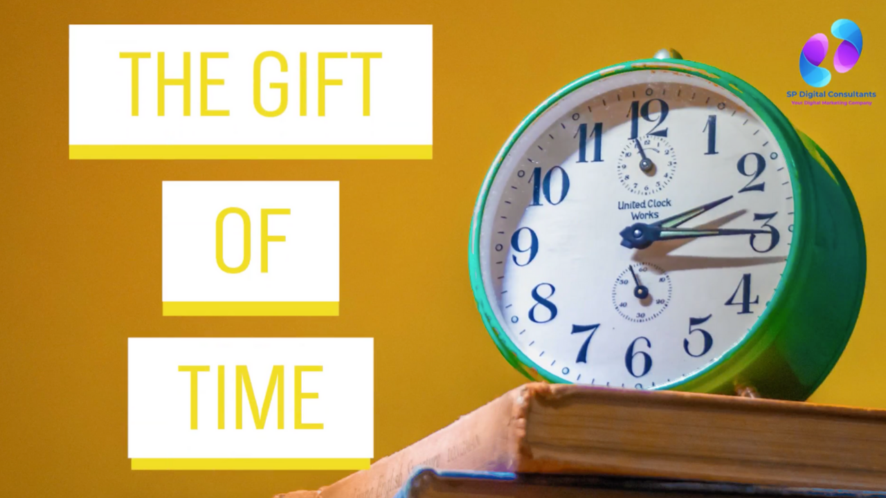 coriona has given us a gift - the gift of time